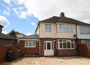Thumbnail 1 bedroom flat to rent in North Way, Headington, Oxford