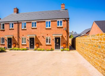 Thumbnail 2 bed terraced house for sale in Stone Close, Banbury