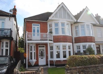 Thumbnail 2 bed flat for sale in Whitefriars Crescent, Westcliff-On-Sea