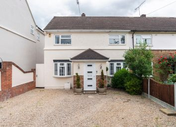 Thumbnail 3 bed property for sale in Cornwall Road, Pilgrims Hatch, Brentwood
