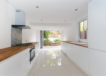 Thumbnail 4 bed terraced house for sale in Montrave Road, London