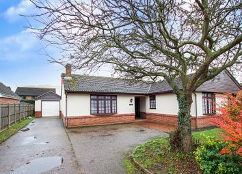 Thumbnail 5 bed detached bungalow for sale in Jews Lane, Bradwell, Great Yarmouth