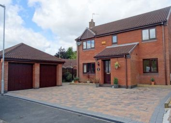 Thumbnail 4 bed detached house for sale in Burrington Drive, Trentham, Stoke-On-Trent
