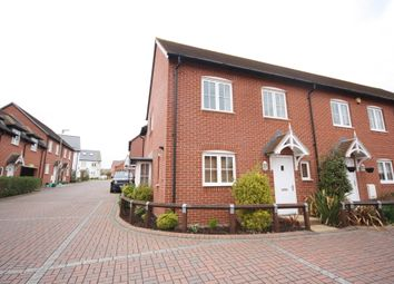 Thumbnail 3 bed end terrace house to rent in Holly Court, Whiteley