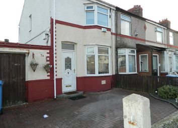 Thumbnail 2 bed terraced house for sale in Pirrie Road, Liverpool