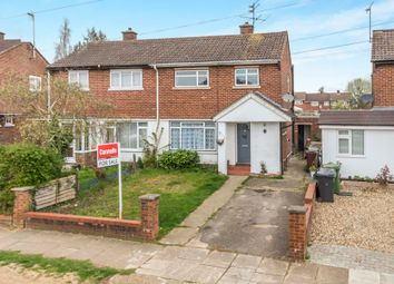 Thumbnail 3 bedroom semi-detached house for sale in Partridge Road, St.Albans