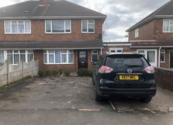 3 bed semi-detached house for sale in Showell Road, Wolverhamprton WV10