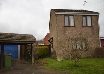 Thumbnail 3 bed link-detached house to rent in Poplar Road, Corby