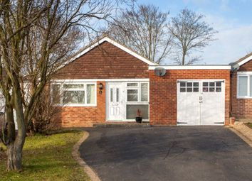 Thumbnail 3 bedroom detached bungalow for sale in Fidlers Walk, Wargrave, Reading, Berkshire
