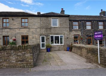 Thumbnail 3 bed cottage for sale in Sheffield Road, Hepworth