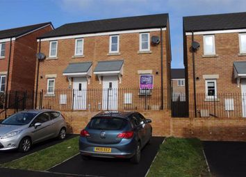 Thumbnail 2 bed semi-detached house for sale in Heol Cae Pownd, Cefneithin, Llanelli