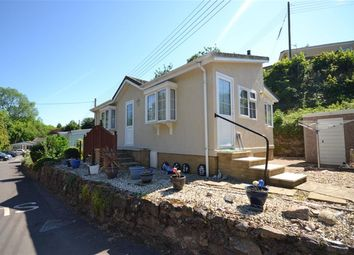 Thumbnail 2 bed mobile/park home for sale in Swallow Drive, Exonia Park, Exeter
