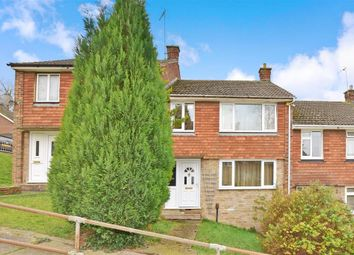 Thumbnail 3 bed terraced house for sale in Sundridge Drive, Walderslade, Chatham, Kent