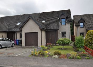 Thumbnail 3 bed semi-detached house for sale in Logie Court, Forres