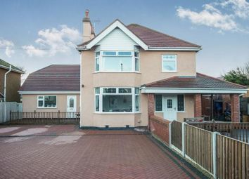 Thumbnail 4 bed detached house for sale in Foryd Road, Kinmel Bay, Rhyl, Conwy