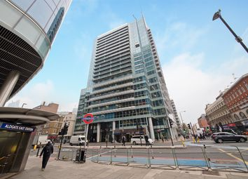 Thumbnail 2 bed flat to rent in Crawford Building, Aldgate, London