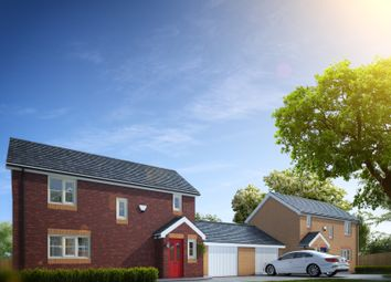 Thumbnail 3 bed detached house for sale in Plot 31 Po 24 Dolydd Pentrosfa, Llandrindod Wells