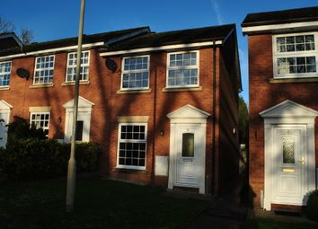 Thumbnail 2 bed end terrace house to rent in Elm Close, Whitchurch, Shropshire