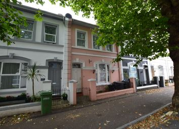 Thumbnail 6 bedroom terraced house for sale in Bampfylde Road, Torquay