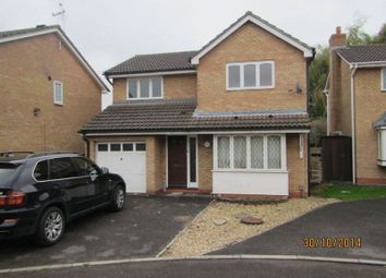 Thumbnail 4 bed detached house to rent in Campion Drive, Bradley Stoke, Bristol