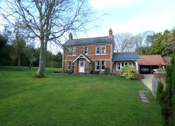 Thumbnail 4 bed detached house to rent in Walkford Road, Christchurch