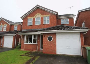Thumbnail 4 bed detached house to rent in Searle Avenue, Stafford
