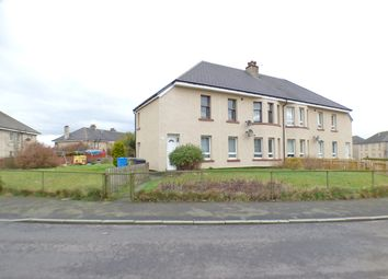 Thumbnail 3 bed flat for sale in Craig Road, Neilston, Glasgow
