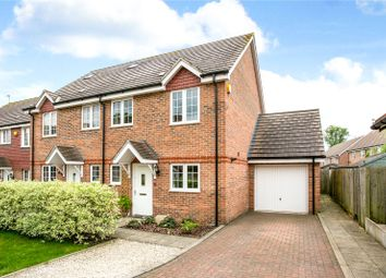 Thumbnail 3 bed semi-detached house for sale in Brudenell Close, Amersham, Buckinghamshire