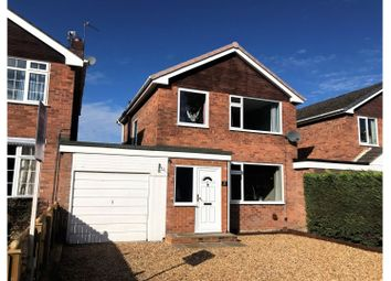 Thumbnail 3 bed link-detached house for sale in East Lane, Northwich