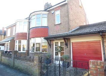 Thumbnail 3 bed semi-detached house for sale in Park Road, Dunstable