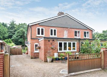 Thumbnail 3 bed semi-detached house for sale in Pirbright, Surrey