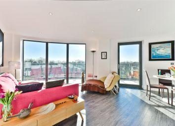 Thumbnail 1 bedroom flat to rent in Mill Court, 4 Essex Wharf, London