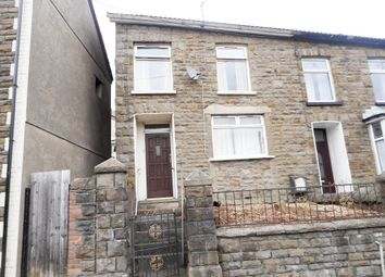 Thumbnail 3 bed semi-detached house for sale in Clydach Vale -, Tonypandy