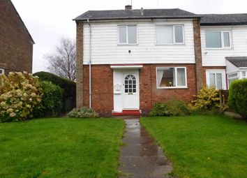 Thumbnail 2 bedroom end terrace house for sale in Throstle Grove, Marple, Stockport