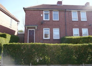Thumbnail 2 bed semi-detached house to rent in Adair Avenue, Pendower Estate, Newcastle Upon Tyne