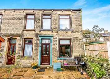 Thumbnail 2 bed semi-detached house for sale in Wyvern Terrace, Halifax