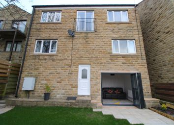 Thumbnail 4 bed detached house for sale in Halifax Old Road, Birkby, Huddersfield