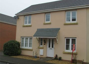 Thumbnail 3 bed semi-detached house to rent in Angel Way, North Cornelly, Bridgend, Mid Glamorgan