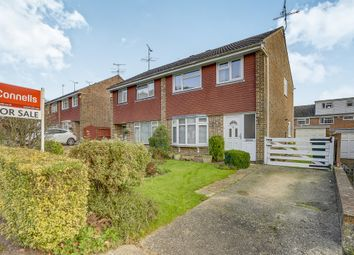 Thumbnail 3 bedroom semi-detached house for sale in Tintern Road, Gossops Green, Crawley