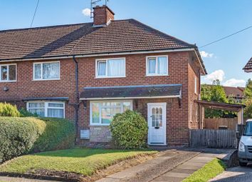 Thumbnail 3 bed end terrace house for sale in Oak Road, Catshill, Bromsgrove
