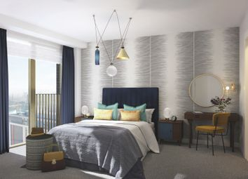 Thumbnail 1 bed flat for sale in Victoria Dock, Docklands