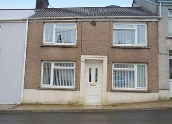 Thumbnail 3 bed terraced house for sale in Alma Road, Maesteg, Mid Glamorgan