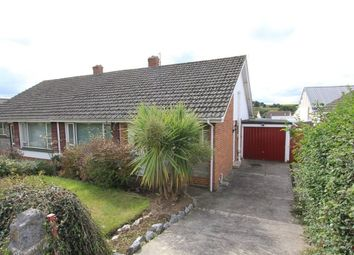 Thumbnail 2 bedroom semi-detached bungalow for sale in Lyn Grove, Kingskerswell, Newton Abbot