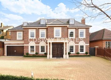Thumbnail 7 bedroom detached house for sale in Uphill Road, London