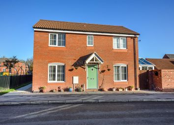 Thumbnail 3 bed end terrace house for sale in Stonebridge Way, Calverton, Nottingham