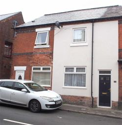 Thumbnail 3 bed terraced house for sale in Talbot Street, Leek