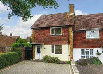 Thumbnail 2 bed end terrace house for sale in Galley Hill, Gadebridge, Hemel Hempstead, Hertfordshire