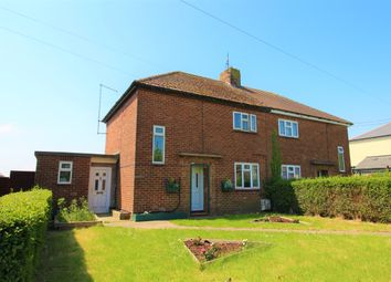 Thumbnail 2 bed semi-detached house for sale in Main Road, Quadring, Spalding