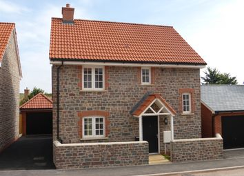 Thumbnail 3 bedroom detached house for sale in Hilary Close, Carhampton, Minehead
