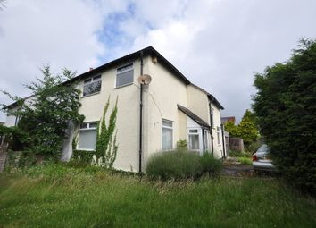 Thumbnail 3 bed semi-detached house for sale in Ridgemere Road, Heswall, Wirral